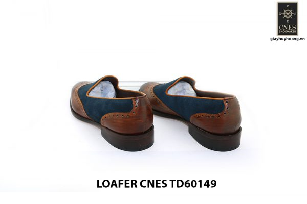 [Outlet Size 42] Giày lười nam đẹp cá tính Loafer Cnes TD60149 004