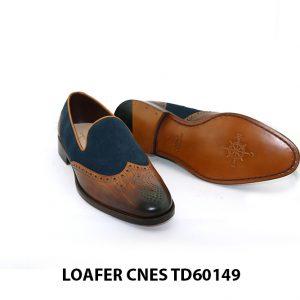 [Outlet Size 42] Giày lười nam đẹp cá tính Loafer Cnes TD60149 003