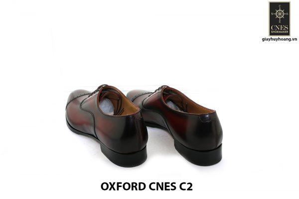 [Outlet Size 40] Giày tây Oxford nam hàng hiệu Cnes C2 004