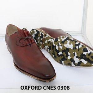 Giày tây nam phong cách Oxford Cnes 0308 003