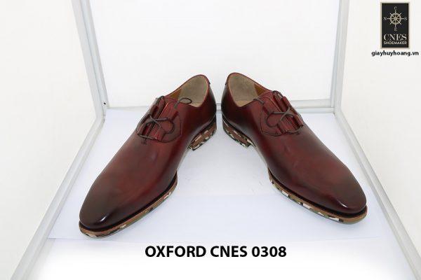 Giày tây nam phong cách Oxford Cnes 0308 002