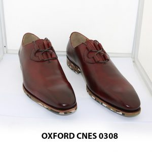 Giày tây nam phong cách Oxford Cnes 0308 001
