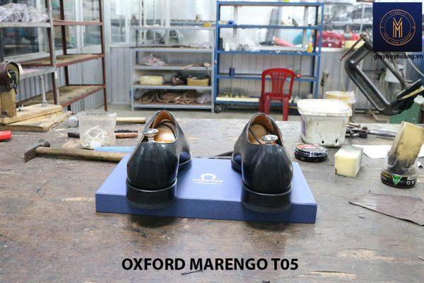 [Outlet Size 43] Giày tây nam không hoạ tiết Oxford CNES T05 006