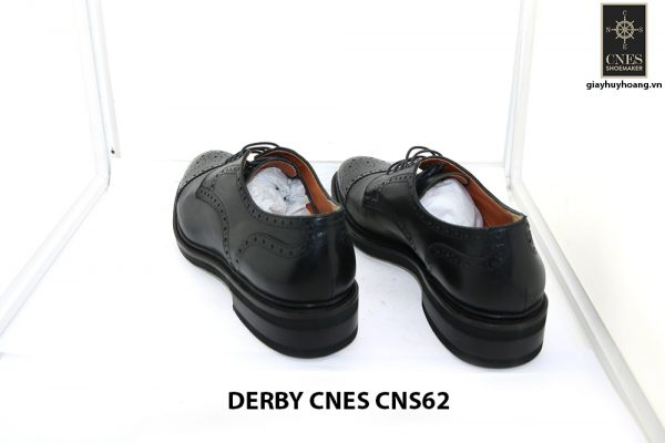 [Outlet Size 42] Giày tây nam thời trang Derby Cnes CNS62 004