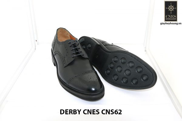 [Outlet Size 42] Giày tây nam thời trang Derby Cnes CNS62 003