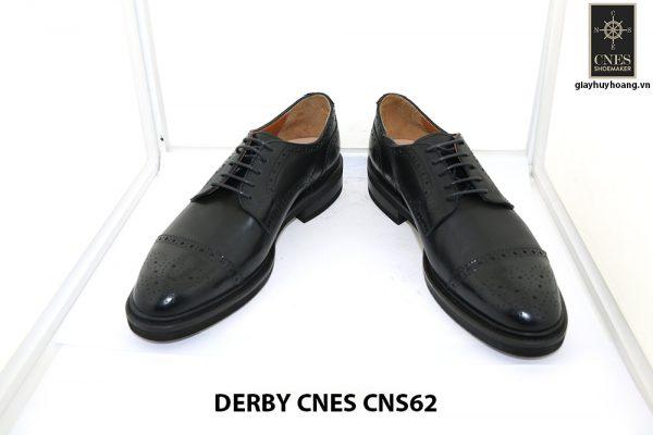 [Outlet Size 42] Giày tây nam thời trang Derby Cnes CNS62 002