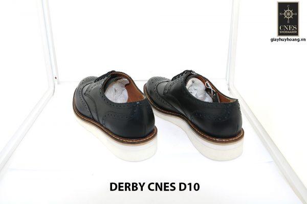 [Outlet size 40] Giày tây nam thể thao Derby Cnes D10 004
