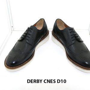 [Outlet size 40] Giày tây nam thể thao Derby Cnes D10 002