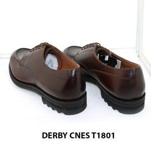 [Outlet Size 43] Giày tây nam mạnh mẽ Derby Cnes T1801 004