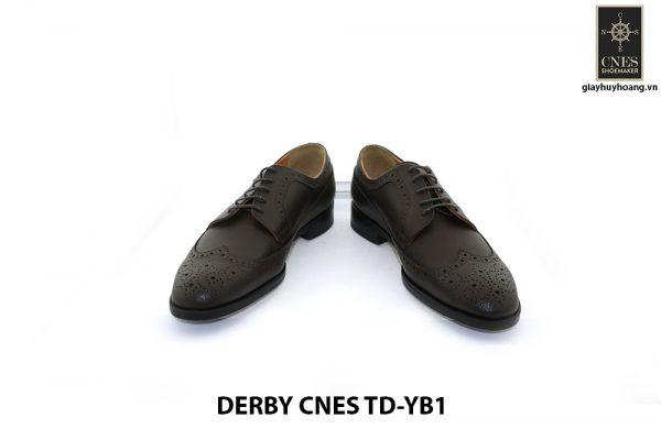 [Outlet Size 40] Giày tây nam không sợ nhăn Derby Cnes TD-YB1 002