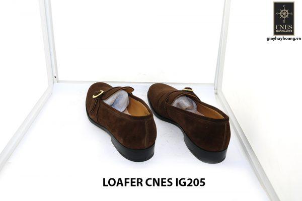 [Outlet Size 40] Giày lười nam phong cách Loafer Cnes IG205 004