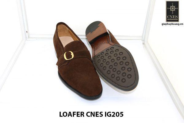 [Outlet Size 40] Giày lười nam phong cách Loafer Cnes IG205 003