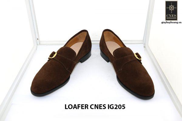 [Outlet Size 40] Giày lười nam phong cách Loafer Cnes IG205 002