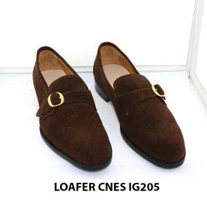 [Outlet Size 40] Giày lười nam phong cách Loafer Cnes IG205 001