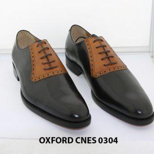 [Outlet] Giày tây nam chính hãng Oxford Cnes 0304 005