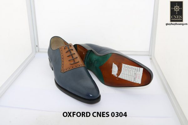 [Outlet] Giày tây nam chính hãng Oxford Cnes 0304 003