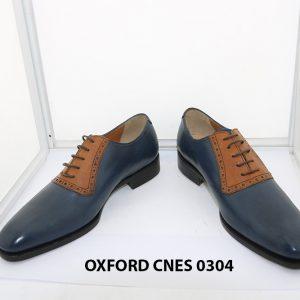 [Outlet] Giày tây nam chính hãng Oxford Cnes 0304 002