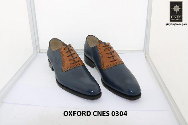 [Outlet] Giày tây nam chính hãng Oxford Cnes 0304 001