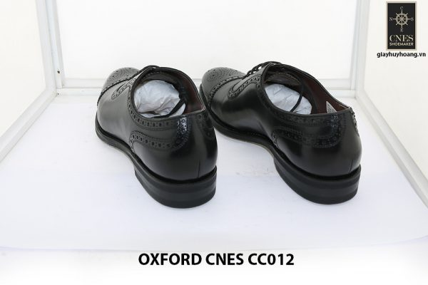 [Outlet size 40+41+43] Giày da nam Oxford Cnes CC012 007