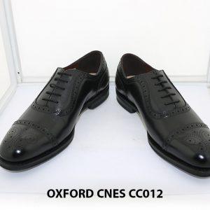 [Outlet size 40+41+43] Giày da nam Oxford Cnes CC012 004