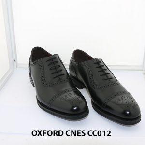 [Outlet size 40+41+43] Giày da nam Oxford Cnes CC012 001