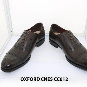 [Outlet size 40+41+43] Giày da nam Oxford Cnes CC012 003