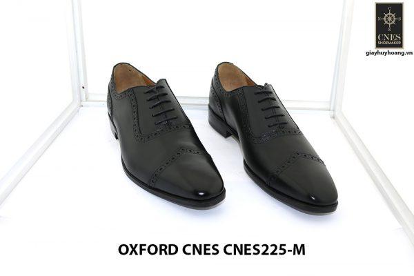[Outlet Size 41] Giày tây nam cao cấp Oxford Cnes CNS225-M 001