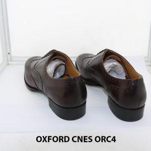 [Outlet size 38+39+40] Giày tây nam Oxford Cnes ORC4 005