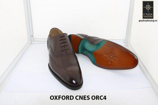 [Outlet size 38+39+40] Giày tây nam Oxford Cnes ORC4 004