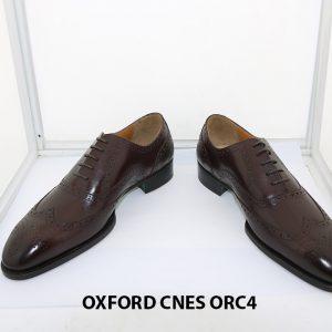 [Outlet size 38+39+40] Giày tây nam Oxford Cnes ORC4 003