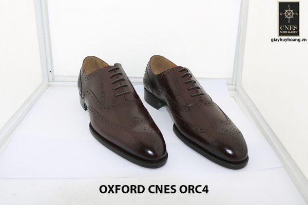 [Outlet size 38+39+40] Giày tây nam Oxford Cnes ORC4 002