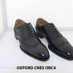 [Outlet size 38+39+40] Giày tây nam Oxford Cnes ORC4 001