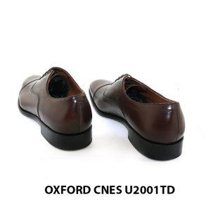 [Outlet Size 42] Giày tây Oxford nam chính hãng Cnes U2001TD 004