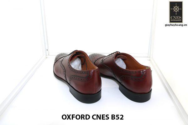 [Outlet Size 44] Giày tây nam lôi cuốn Oxford Cnes B52 0004