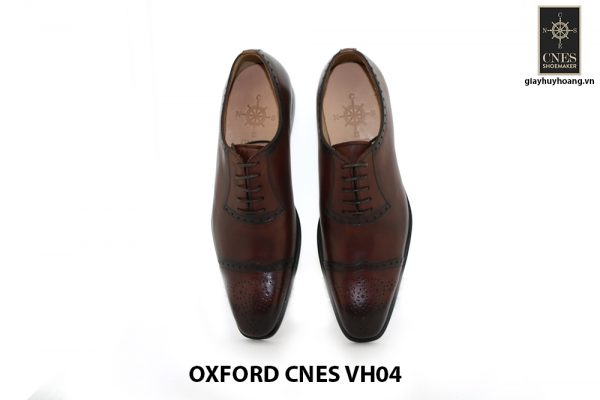 [Outlet 39+42+43] Giày Oxford nam cao cấp Cnes VH04 005