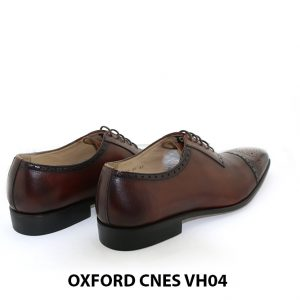 [Outlet 39+42+43] Giày Oxford nam cao cấp Cnes VH04 004