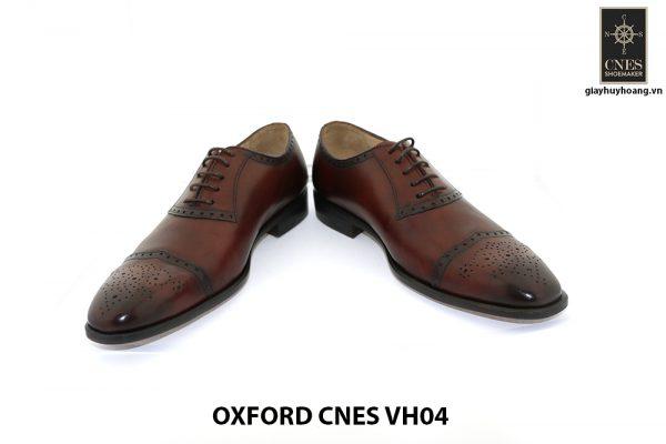 [Outlet 39+42+43] Giày Oxford nam cao cấp Cnes VH04 003