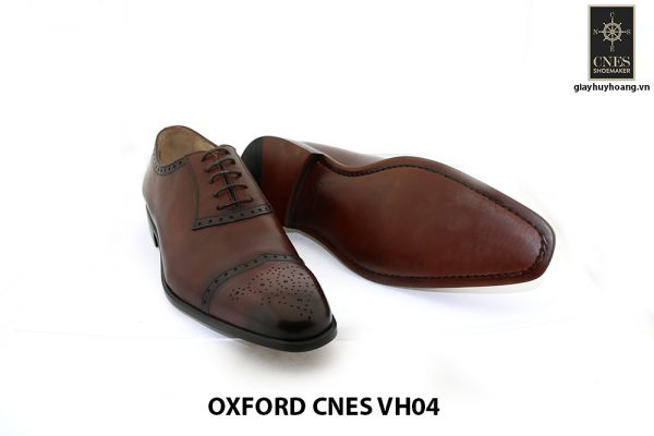[Outlet 39+42+43] Giày Oxford nam cao cấp Cnes VH04 002