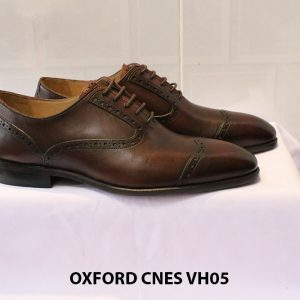 [Outlet] Giày da nam thời trang Oxford CNES VH05 004