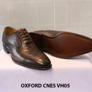 [Outlet] Giày da nam thời trang Oxford CNES VH05 003