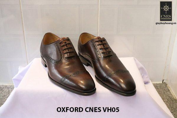 [Outlet] Giày da nam thời trang Oxford CNES VH05 001
