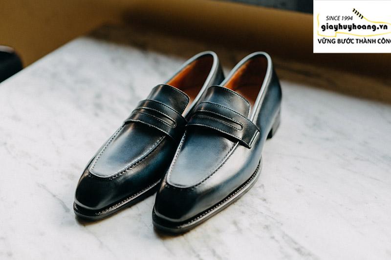 +999 mẫu Giày lười nam tăng chiều cao cao cấp đẹp nhất Huy Hoàng