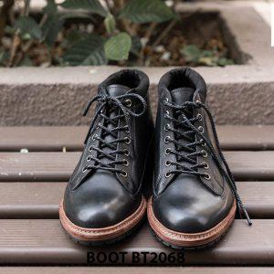Giày Boot buộc dây nam mạnh mẽ BT2068 001