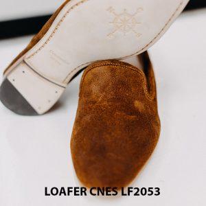 Giày lười nam da lộn chính hãng Loafer LF2053 004