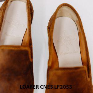 Giày lười nam da lộn chính hãng Loafer LF2053 002