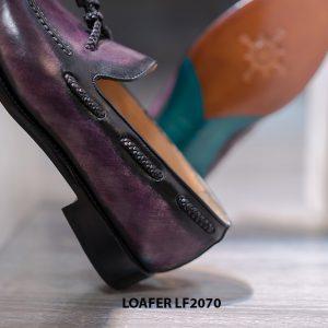 Giày lười loafer nam cá tính Tassel Loafer LF2070 004