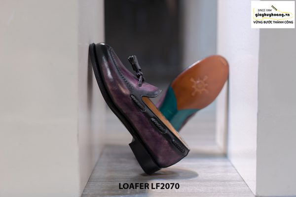Giày lười loafer nam cá tính Tassel Loafer LF2070 003