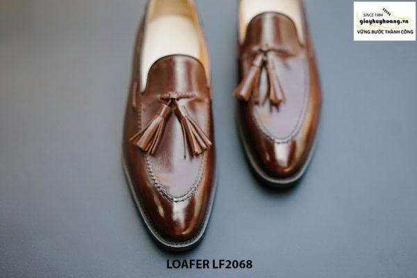 Giày lười nam hàng hiệu Tassel Loafer LF2068 005