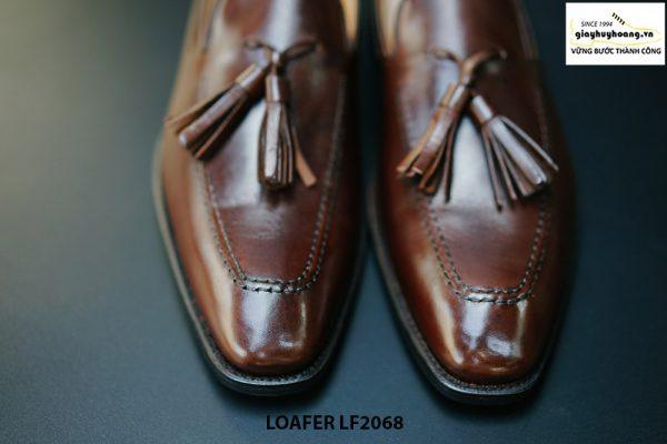 Giày lười nam hàng hiệu Tassel Loafer LF2068 003
