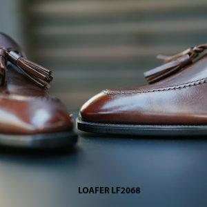 Giày lười nam hàng hiệu Tassel Loafer LF2068 002